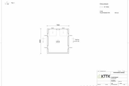 KTTK_-_Garage_-_Planritning
