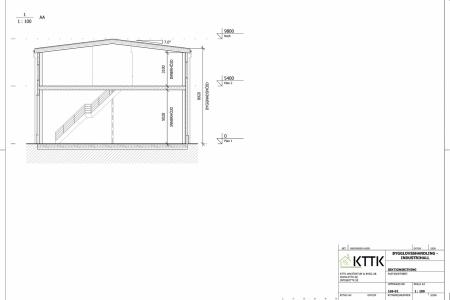 KTTK_-_Industrihall_-_Sektionsritning